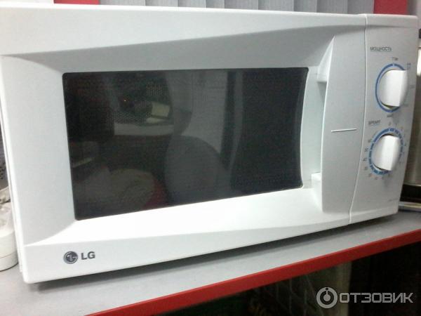 Ремонт микроволновой печи lg ms 1724w своими руками