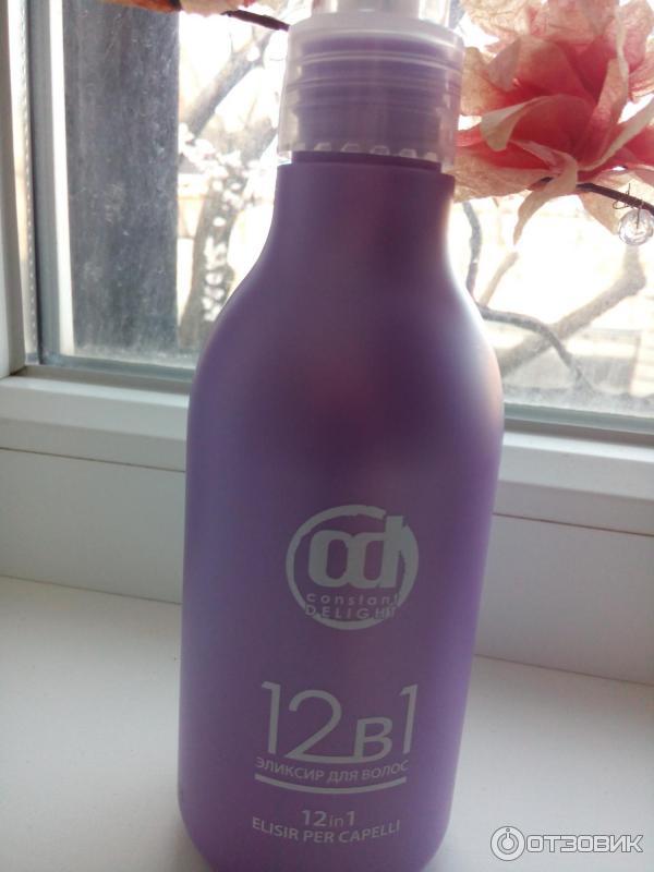 Od 12 в 1 эликсир для волос