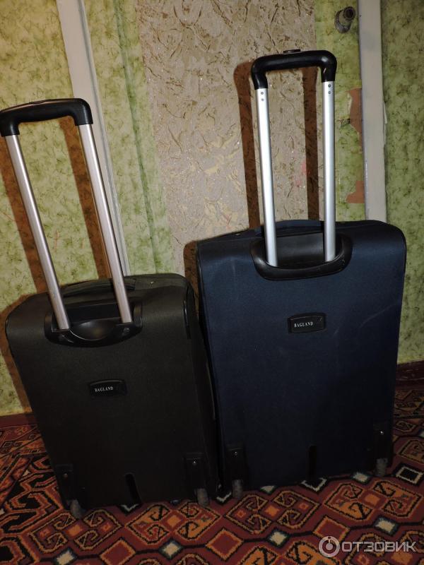 чемодан в дорогу своими руками