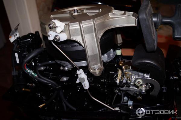 установка выпрямителя на лодочный мотор тохатсу