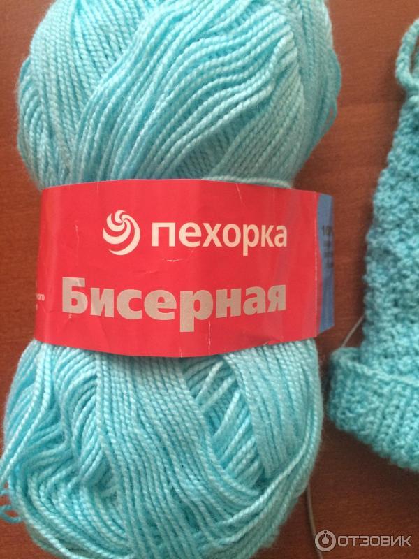 Вязание из пряжи пехорка популярная