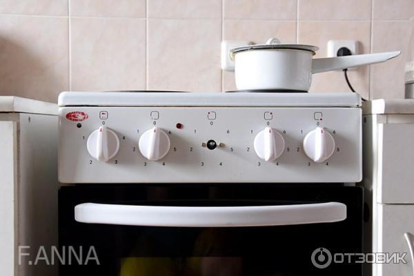 духовка в стеклокерамических плитах