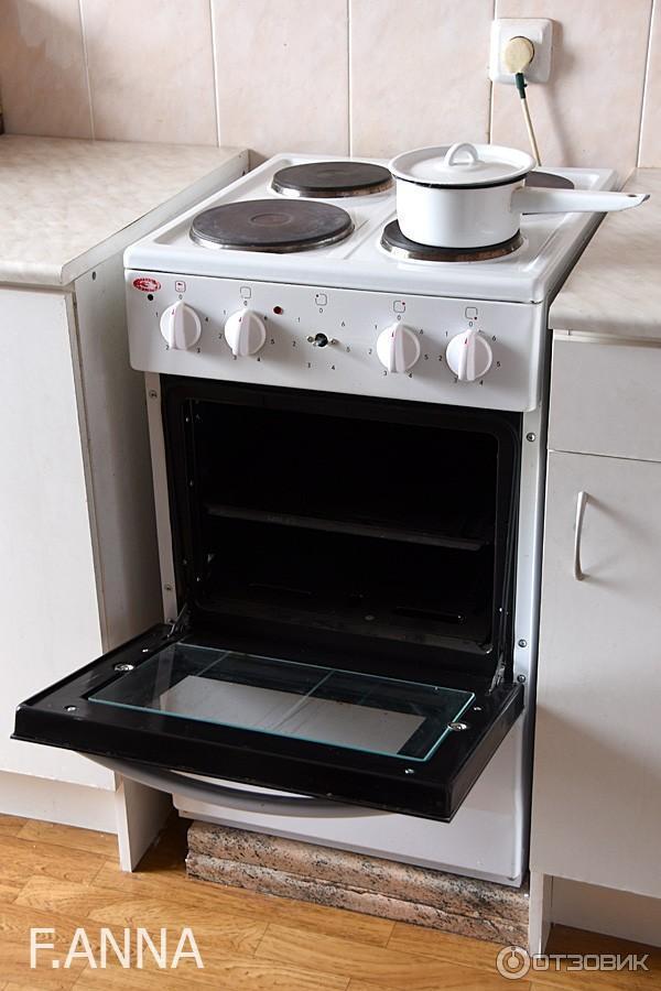 Электроплита ладога 4 3 отзывы парма средство для чистки плит шарлотка