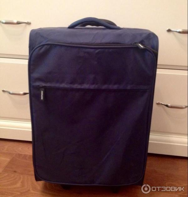 Дорожные сумки икеа валлаби чемоданы