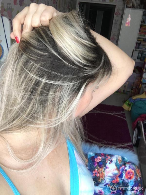 Мелирование на темные волосы на фольгу
