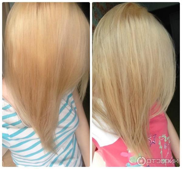 Цвет волос белое солнце. фото.