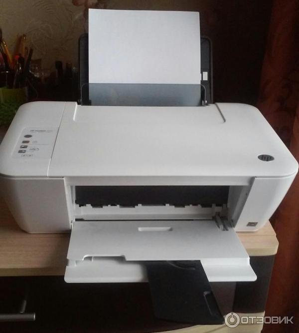Как сделать копию на принтере hp deskjet 2545