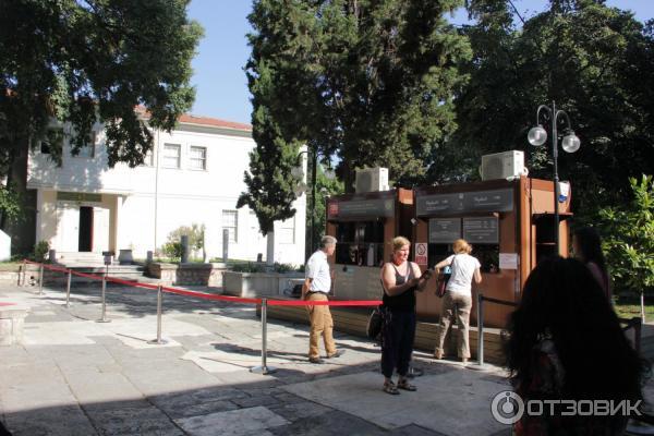 Музей дервишей в стамбуле