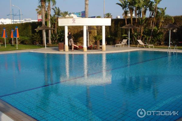 Кипр отель фарос в айя напе