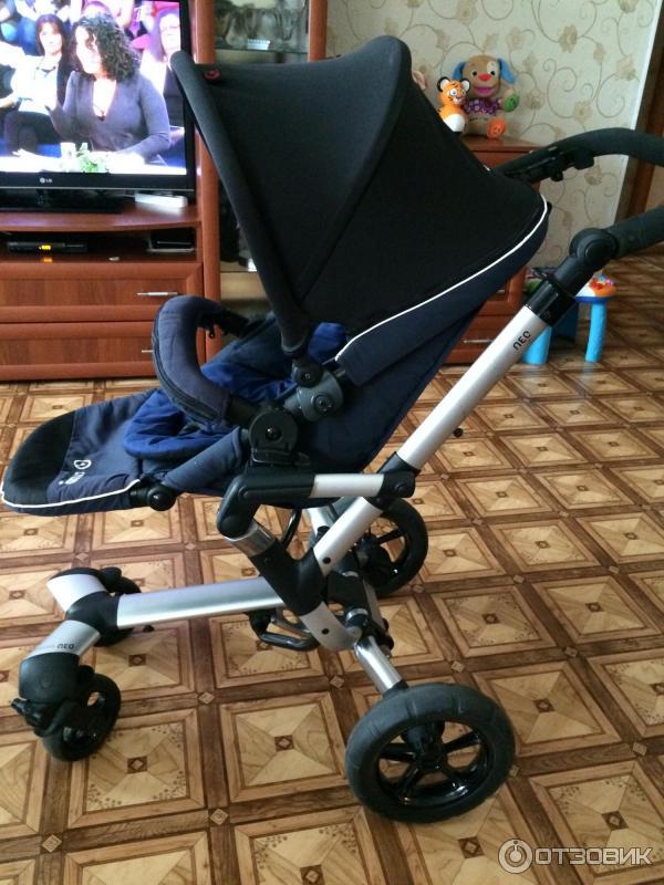 Отзыв о Коляска 3 в 1 Concord Neo Travel set, Это самая ЛУЧШАЯ коляска!