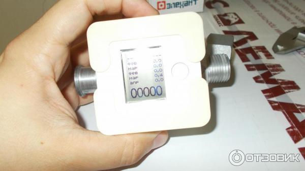 Счетчики газа струйного типа Элехант СГБ 3.2