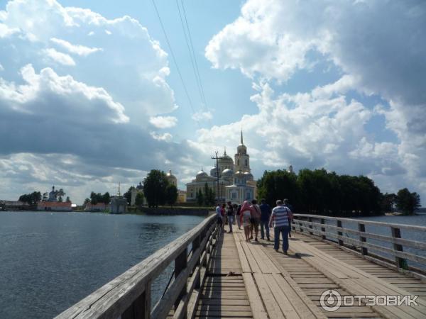 Монастырь Нилова Пустынь (Россия, Тверская область) фото