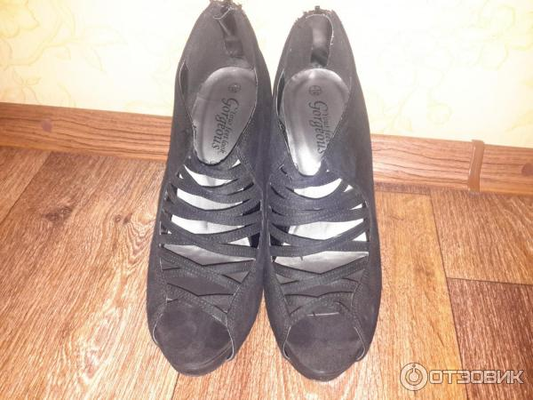 Силиконовый ремешок для обуви