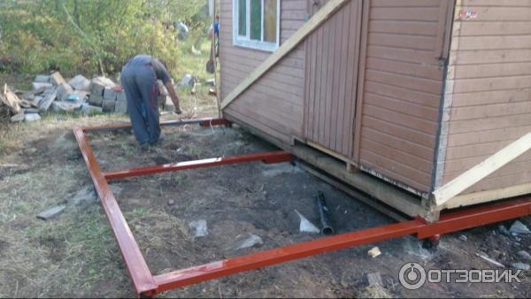 ремонт фундаментв в серпухове
