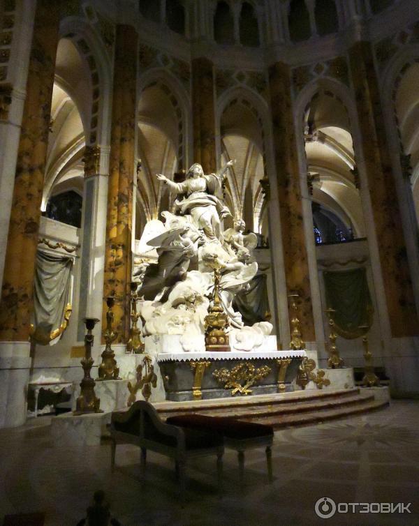Кафедральный собор Шартра (Франция, Эр и Луар) фото