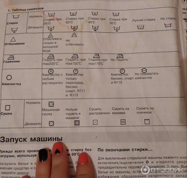 Инструкция по эксплуатации стиральной машины indesit ws84tx
