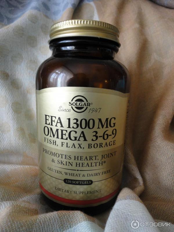 омега-3-6-9 инструкция по применению солгар