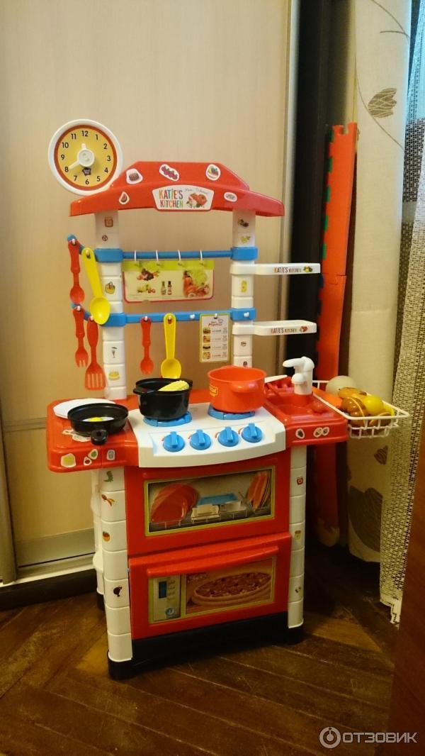 Отзыв о Детская кухня Katie\'s House \
