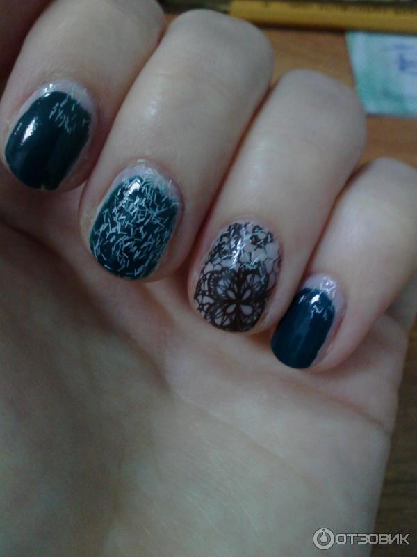 Наклейки для ногтей фаберлик