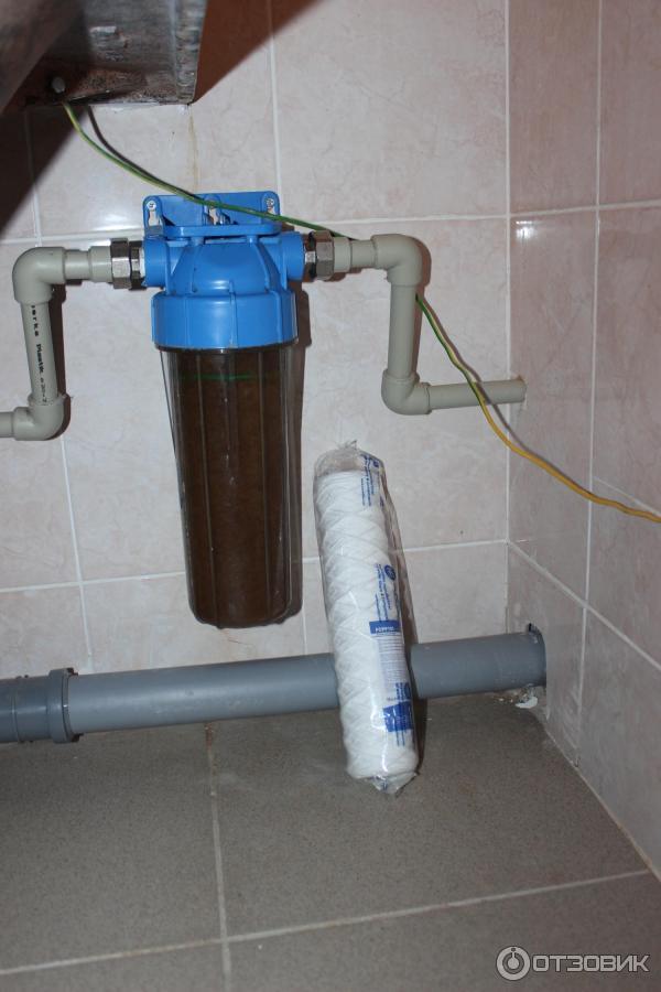 Фильтр водопровода 26