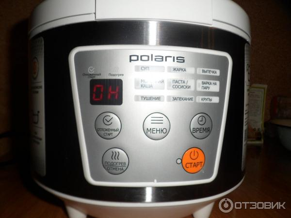 Поларис 0517 мультиварка рецепты пошагово с