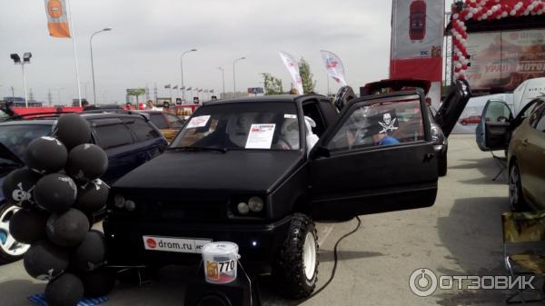 Выставка автотюнинга Tuning Car Awards (Россия, Владимир) фото