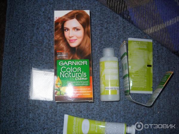 Гарньер краска для волос перламутровый миндаль отзывы