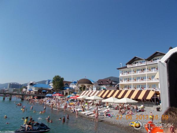 Отель мила лазаревское официальный сайт