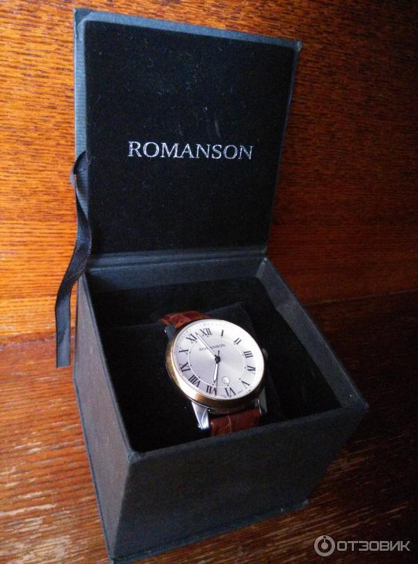 Часы как подарок отзывы