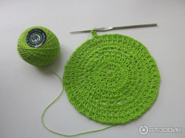 Нитки ирис созданы для вязания