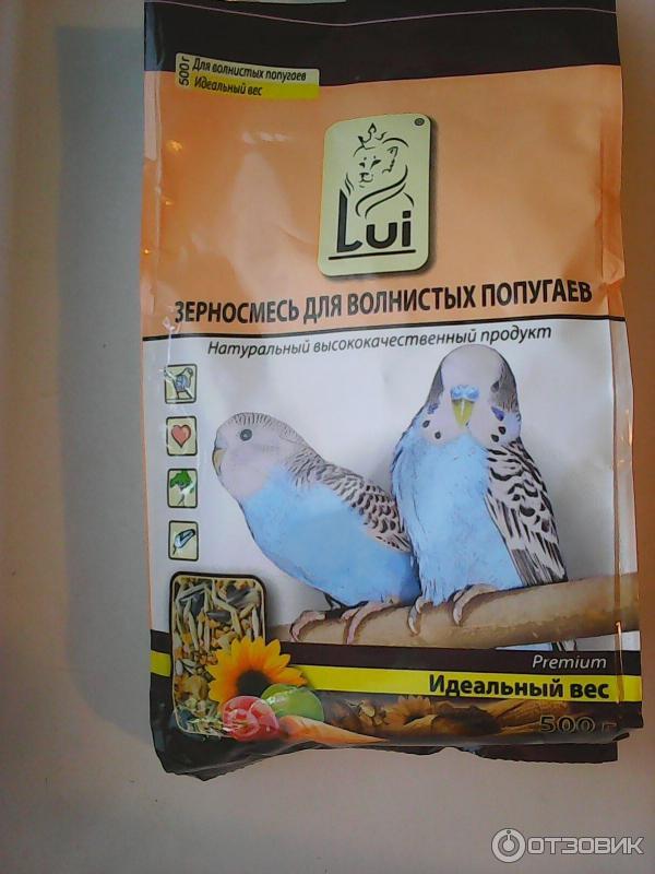 Состав корма для волнистых попугаев своими руками