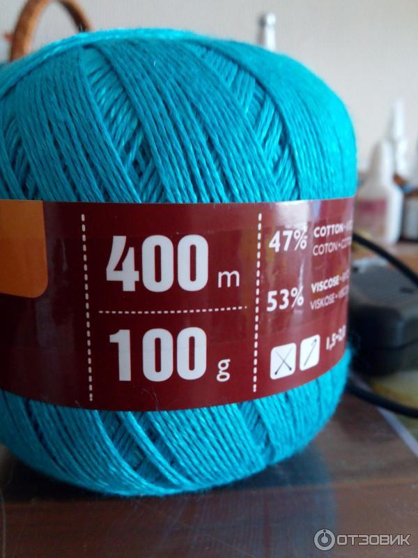 Пряжа для ручного вязания семеновская