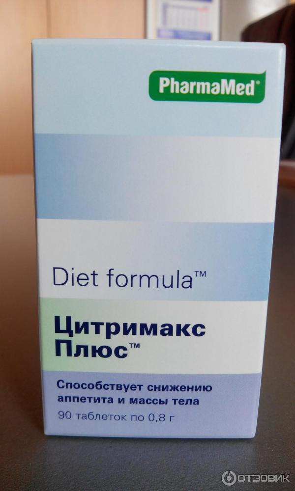 PHARMAMED ДИЕТ ФОРМУЛА ДИЕТА 30 ПЛЮС ТБЛ 60