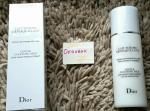 Dior молочко для снятия макияжа отзывы