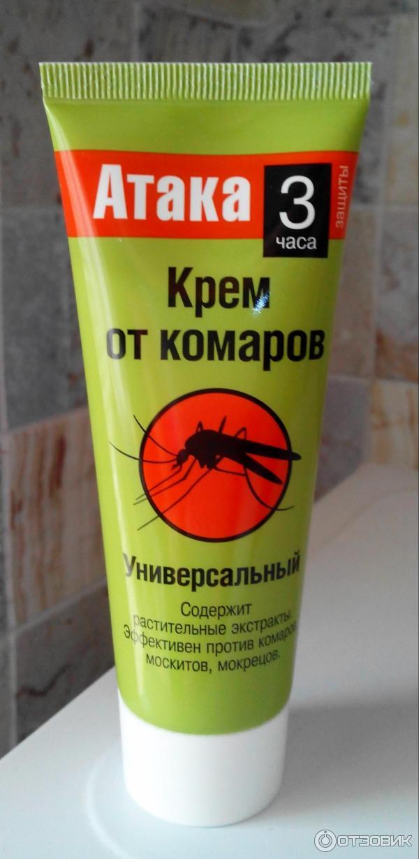 Комариная мазь