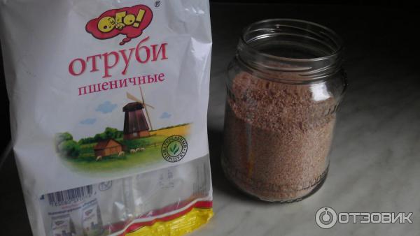 Купить овсяные, пшеничные отруби для Диеты Дюкана