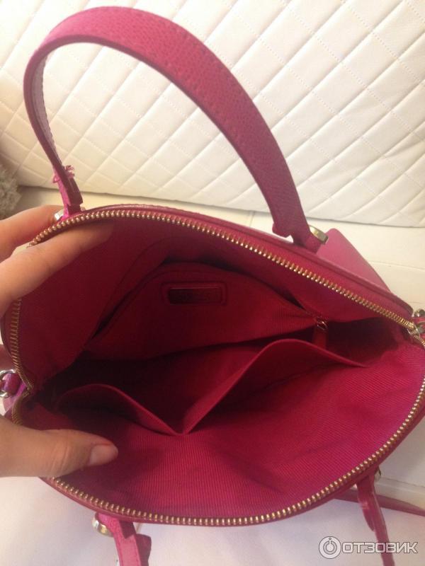 Женская сумка Furla Candy BGK0_moonstone розовый