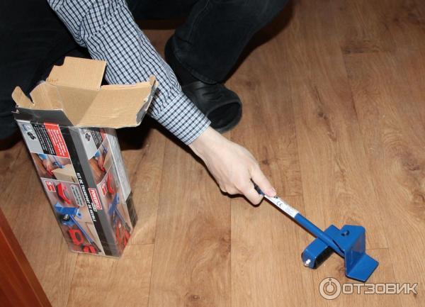 Приспособление для передвижения мебели своими руками 29