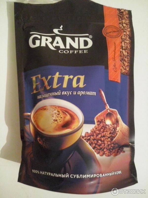 Кофе растворимый в мягкой упаковке