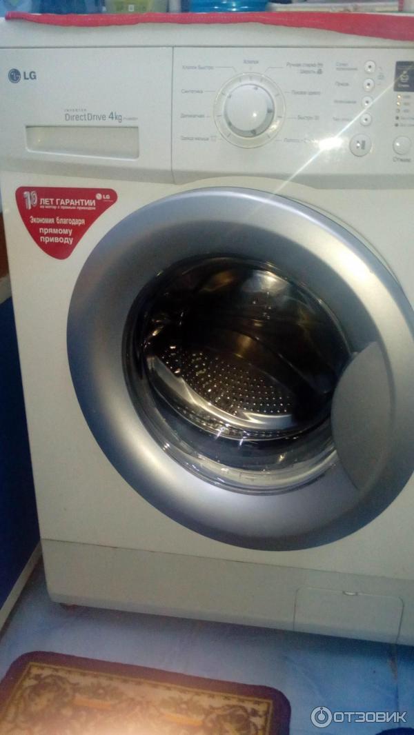 Ремонт стиральных машин с прямым приводом