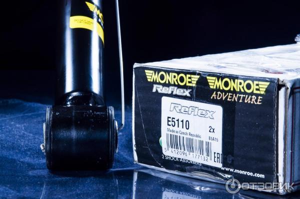 5fdf96109 Амортизаторы задние Monroe Reflex E5110 фото. Характерной особенностью амортизаторов  серии ...