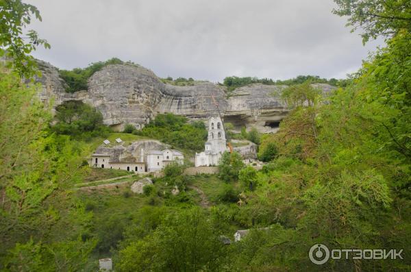 Свято-Успенский пещерный монастырь (Россия, Крым) фото