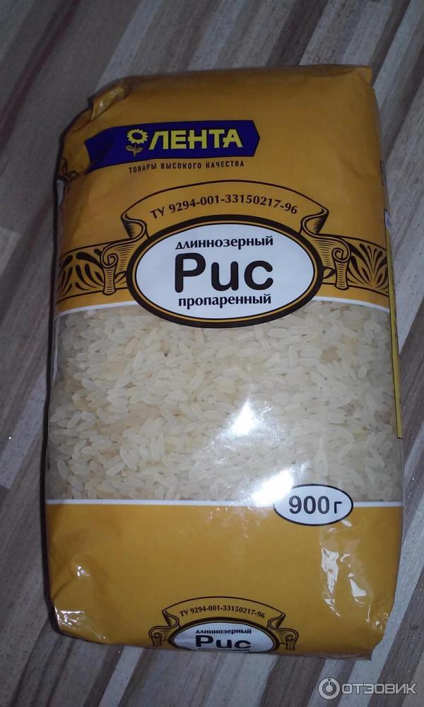 Как приготовить из пропаренного риса кашу