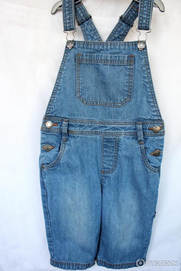 d2c3e3b0c3a Отзыв о Джинсовая одежда для детей John Baner