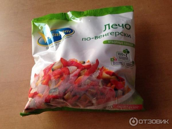 Замороженная овощная смесь своими руками 134