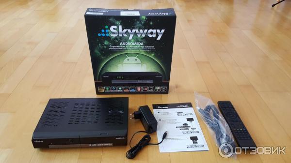 Спутниковая мультимедиа система Skyway Andromeda фото