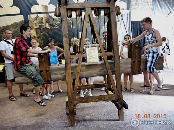 Музей леонардо да винчи сочи парк