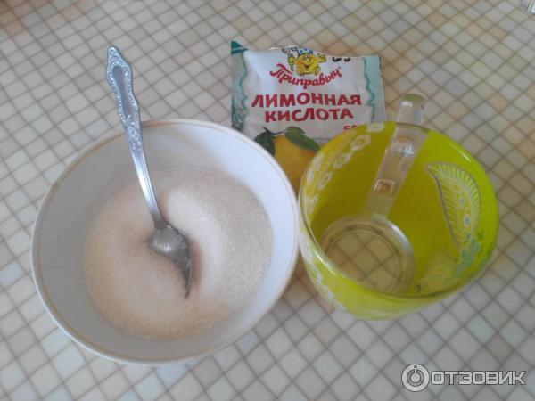 Шугаринг в домашних условиях рецепт с лимонной кислотой отзывы
