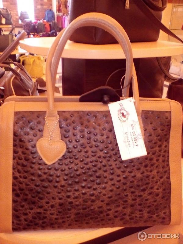Потделка под фирмннные бренды сумки