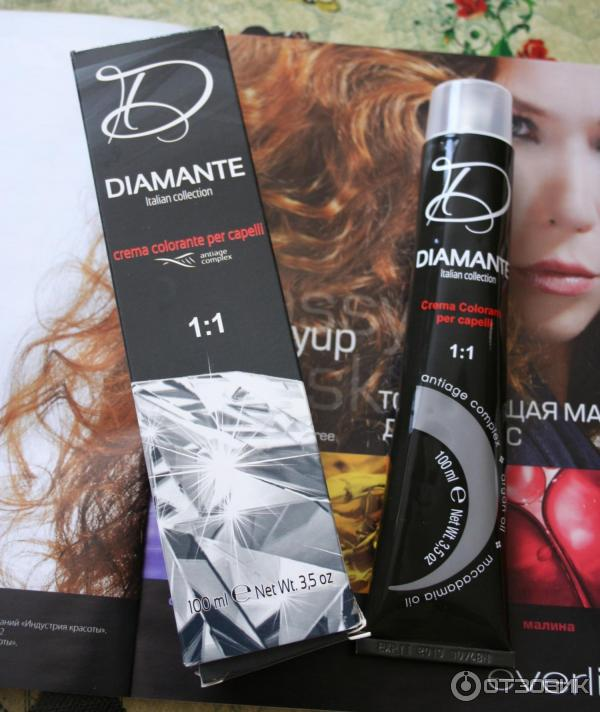 Ibco краска для волос diamante